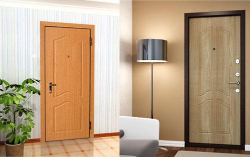 Металлические (стальные) двери