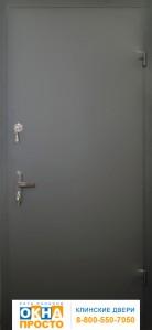 Двери с окрасом и винилискожей