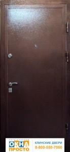 Двери с напылением и винилискожей