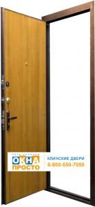 Двери с напылением и ламинатом
