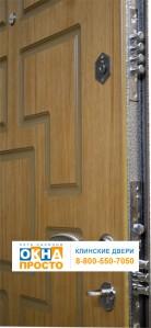 Двери с напылением и МДФ-шпоном