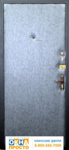 Двери с винилискожей с 2-х сторон